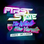 The Whole Nine Yards, Vol. 2: Jakarta-Amsterdam (Mixed by First State) by First State (CD, Feb-2013, 2 Discs, Black Hole Recordings (Netherlands))