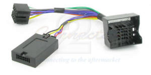 CONNECTS2-Ford-Mondeo-Mk3-Steering-Stalk-Control-Adaptor-Lead-inc-FREE-patchlead
