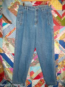 Lizwear-Jeans-Size-12-Petite-Cotton-Jean