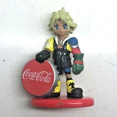 Final Fantasy X Coca Cola Promo Figure Color /& Crystal Sets Rikku Real