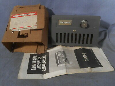 HONEYWELL AIRSWITCH T631 C Temperature Controller T631C 1020 70°F to 140°F