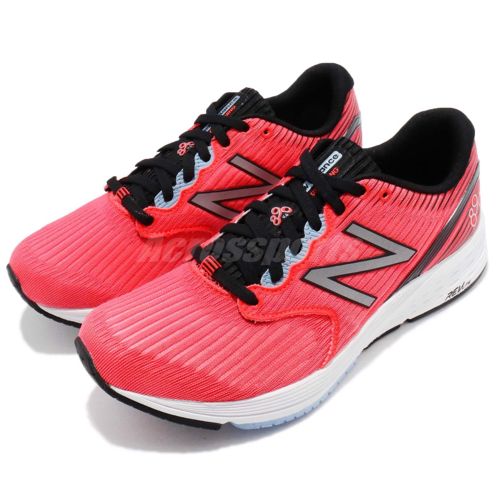 New Balance W890CB6 W890CB6 W890CB6 D V6 rosa nero argento donna Running scarpe scarpe da ginnastica W890CB6D | Alta sicurezza  57e46c