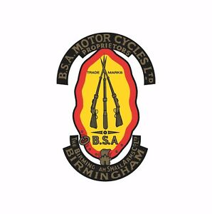 Birmingham-Small-Arms-Company-BSA-motorcycle-motorbike-decal-sticker