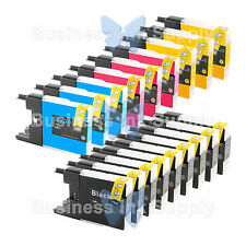18+ PACK LC71 LC75 Compatible Ink Cartirdge for BROTHER Printer MFC-J435W LC75