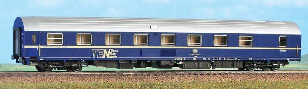 HS ACME 50912 'ten  vagone letto DB t2s BLU