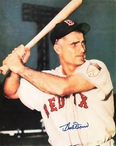 Bobby Doerr Boston Red Sox Autograph 8x10 *142