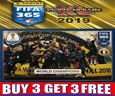 Fifa 365 Cards 2019-357 Thomas Meunier FIFA World Cup Heroes
