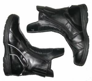 034-AIRSTAR-034-Herren-Motorrad-Stiefel-Biker-Boots-in-schwarz-ca-Gr-42-5