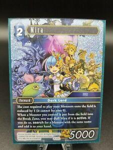 Final Fantasy TCG Opus 4 Legend Foil Cards