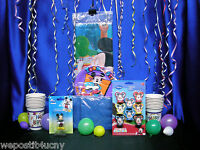 Mickey Mouse Party Set 7 Mickey Mouse Party Supplies For 16