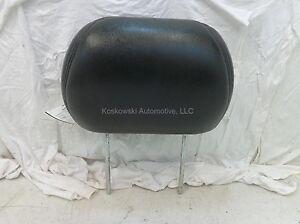 Chevy-Silverado-1500-Front-Seat-Leather-Graphite-Headrest-99