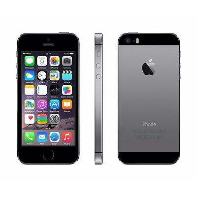 Apple iPhone 5s - 16GB Space Grey