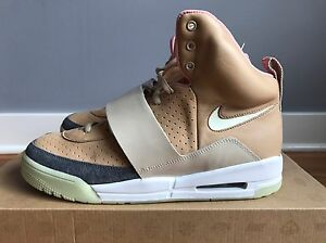 2023d63c1332aa Nike Air Yeezy 1 Net Tan Size 10.5 Brand New And Deadstock