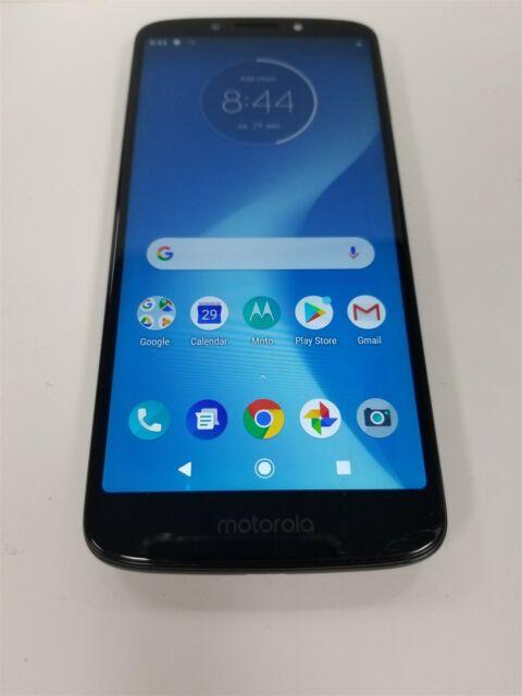 Motorola Moto G6 16gb Dark Blue XT1922-9 (Unlocked) Reduced Price!!! RW5243