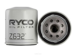 Ryco-Oil-Filter-Z632-For-Ford-Focus-Mazda-BT-50-Mazda3-BK-BL