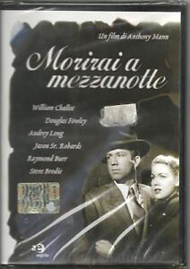 Morirai a mezzanotte (1947) DVD NUOVO SIGILLATO