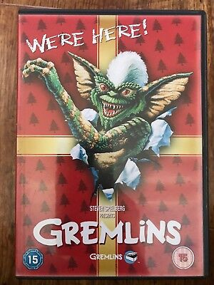 Phoebe Cates GREMLINS | Classic 1984 Joe Dante Cult Comedy Horror | UK DVD