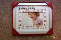 St Nicholas Square Sweet Baby Picture Frame -