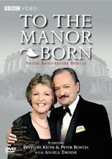 To the Manor Born: Silver Anniversary Special (DVD, 2008) - NEW!!