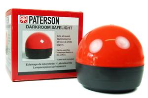 Paterson cuarto oscuro Cúpula SAFELIGHT-PTP760