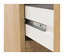 miniatura 67 - Mesita de Noche Para Dormitorio 2 o 3 cajones mesitas mesilla cama habitacion