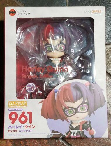 Sengoku Edition Nendoroid figurine Authentique Good Smile Harley Quinn 961