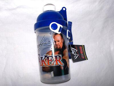 Unter Der Voraussetzung The Undertaker 0,5l Neu,lizenzware-rarität Wwe Wrestling Trinkflasche