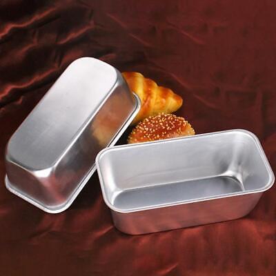 Bread Mold Rectangle Toast Loaf Pan Non-Stick Cake Baking Mold Box NE W