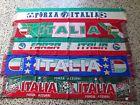 a1 lotto 5 sciarpe ITALIA football federation calcio scarf italy lot