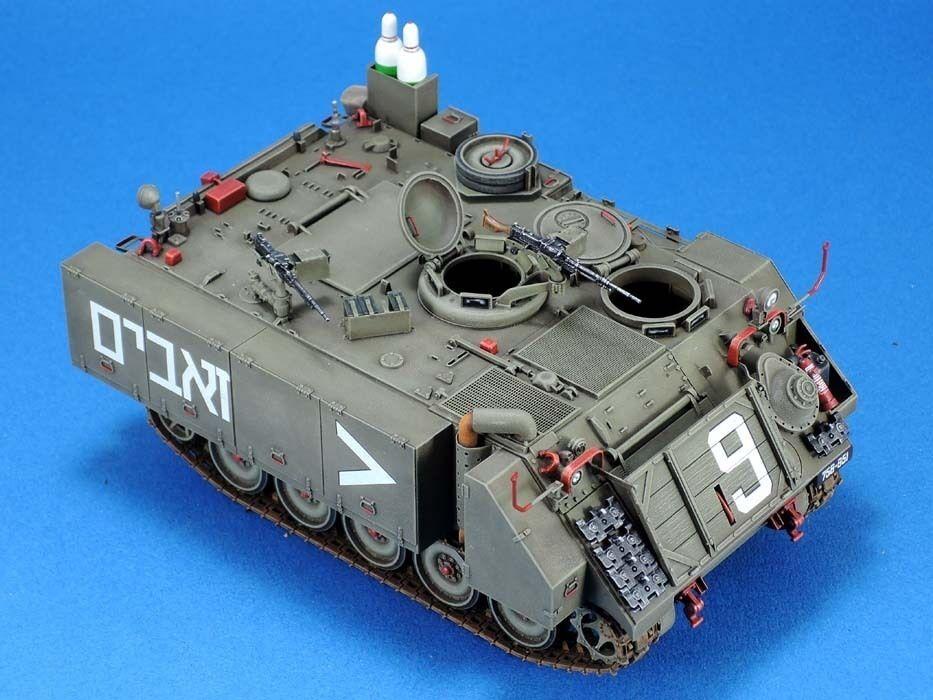 Legend 1 35 IDF M113 Chata P Late Conversion Set for M113A2 A3