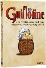 Wizards of the Coast - Avalon Hill - Guillotine - Card Game