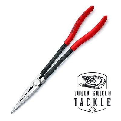 G-wukeer Pinzas de pinza para pinzas,control de aluminio para aviaci/ón Se puede decir que los peces con escalas controlan las pinzas de la carretera de peces Alicates para pescar Herramientas de pesca