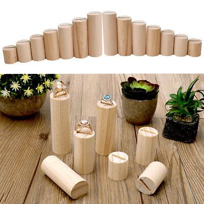 14 Stücke Zylinder form Schmuckständer für Aufbewahrung und Präsentation
