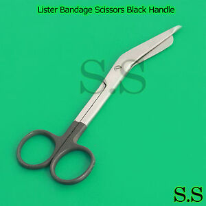 Color-Bandage-Scissor-Paramedic-Nurses-Uniform-Supply-Black-Handle