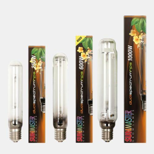 Sunmaster 1000 W Double Spectre Croître Lampe 140000 LM