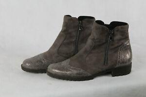 Details zu Semler Schuhe Stiefeletten,Damen Gr.41 (7,5),sehr guter Zustand