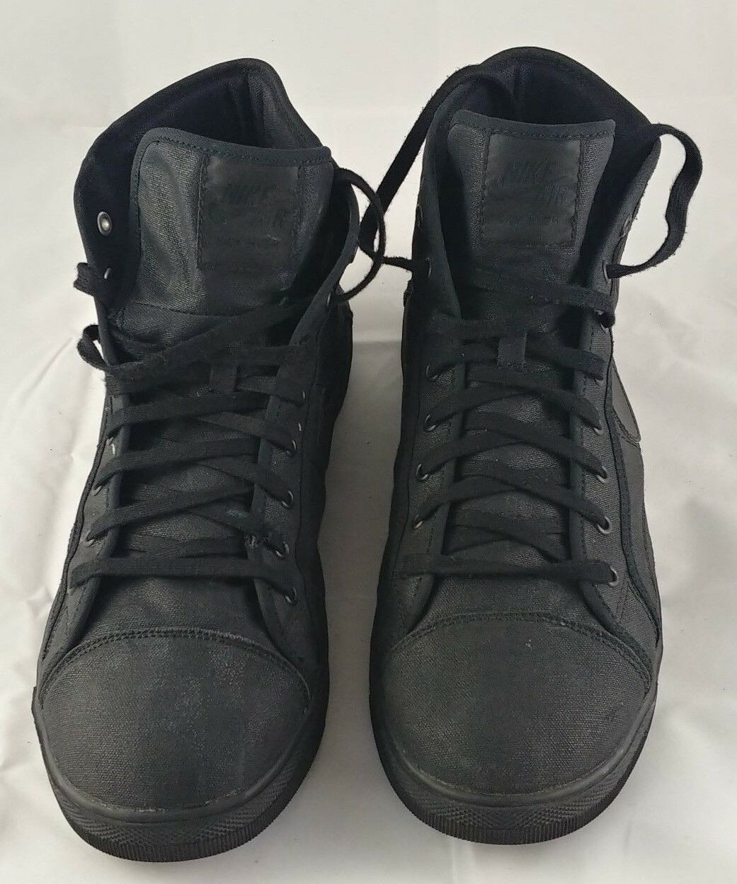 Men Air Jordan Sky High OG Triple Black SZ17 BX48 Retro