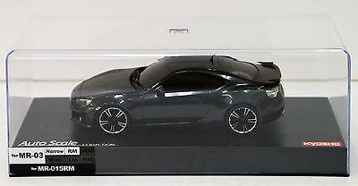 Kyosho Mini Z MZP137GM Subaru BRZ Metallic Dark Gray