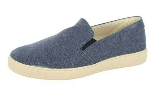 Db's men Molto Comode (2v) Casual shoes Slip-On (Miles ) in blue Scuro