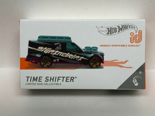2020 Hot Wheels ID Series 2 Time Shifter Drift Domination Limites New In Hans