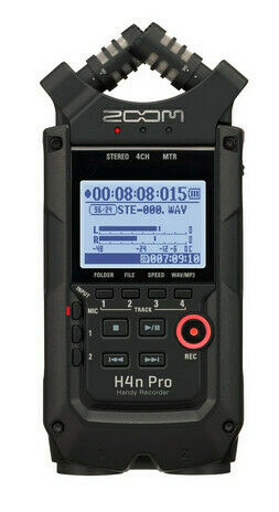 Zoom H4n Pro Portable Handy Recorder.LIMITED STOCK