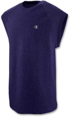 2XL ~ New With Tags $17 CHAMPION Men/'s Cap Sleeve Raglan Tee ~ Size S L XL M