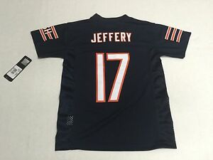 Unisex-Chicago-Bears-football-Alshon-Jeffery-17-Official-NFL-Youth-Jersey-New