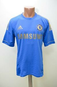 CHELSEA-2012-2013-HOME-FOOTBALL-SHIRT-JERSEY-ADIDAS-SIZE-S
