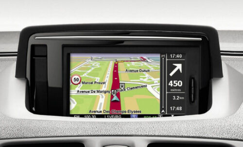 Türkei 2018-2019 Neueste Renault Carminat TomTom live 10.05 SD karte Europa