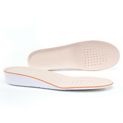 Orthotic Pain Relief Leather Latex Insole Foot Health Care Shoes Pads
