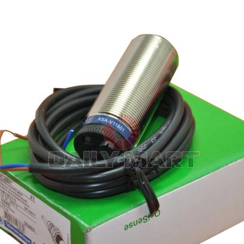 Schneider NEW XSA-V11801 PLC Inductive Proximity Sensors 20V to 264V