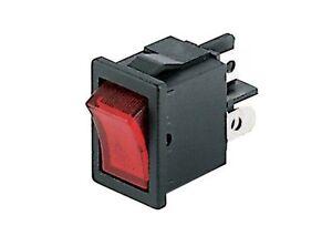 Interruttore-a-bilanciere-220V-6A-unipolare-con-tasto-rosso-12V-switch-21x15mm