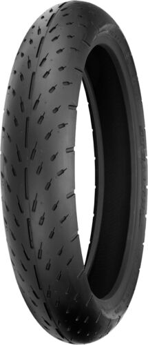 SHINKO 003 STEALTH RADIAL 120//70ZR17 120//70R17 Front BW Motorcycle Tire 58W