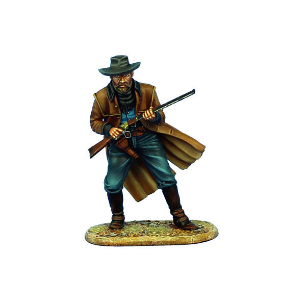 WW001 Gunfighter in Duster with Rifle by First Legion